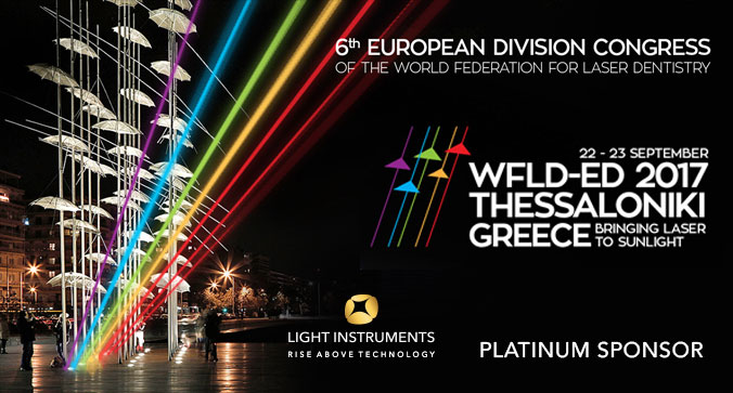 Light Instruments Platinum Sponsor of WFLD-ED 6th Congress