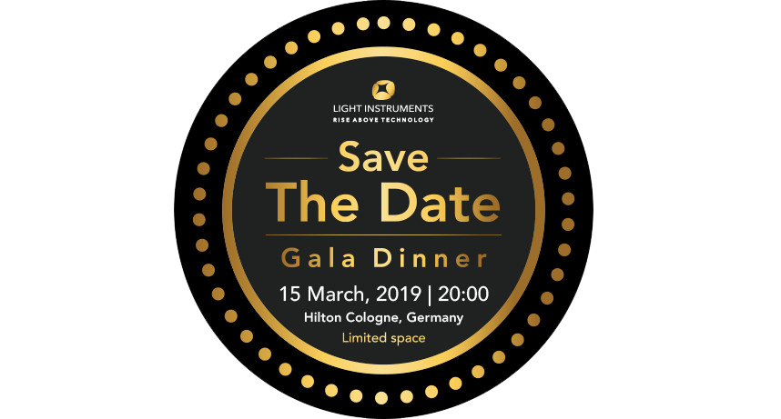 Gala Dinner during IDS