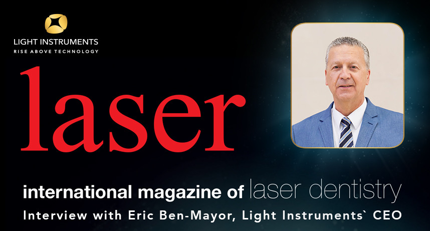 Interview with Mr. Eric Ben-Mayor, CEO of Light Instruments