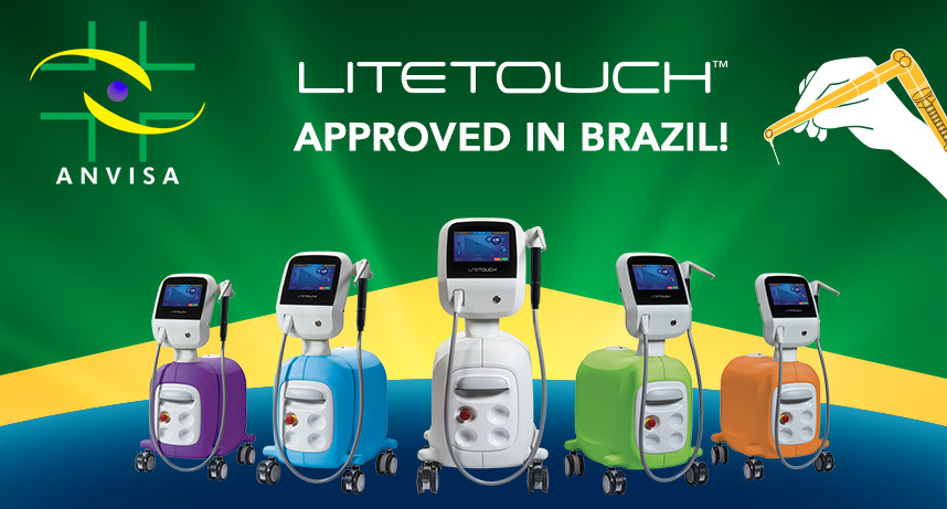 LiteTouch™ – ANVISA Certified and Ready for Brazil