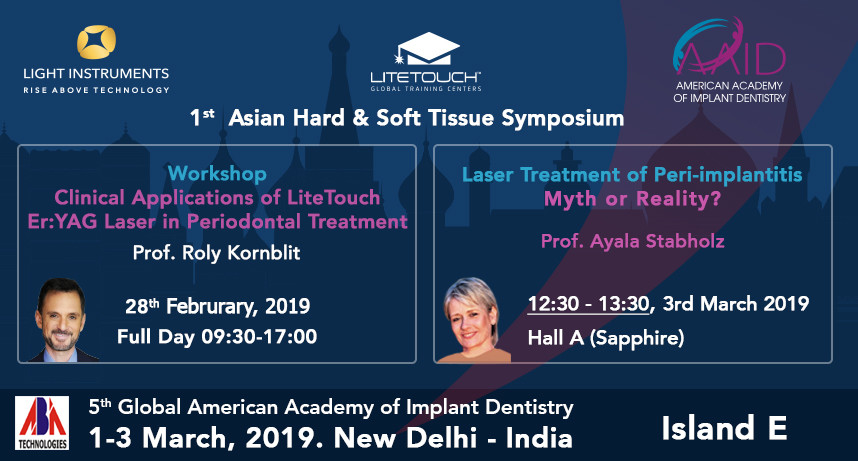 Learn about LiteTouch™ in Periodontics in New Delhi, India!