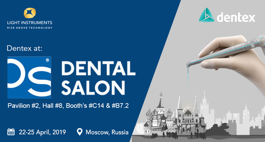 Dental Salon Moscow 2019 – 45th International Dental Forum & Exhibition