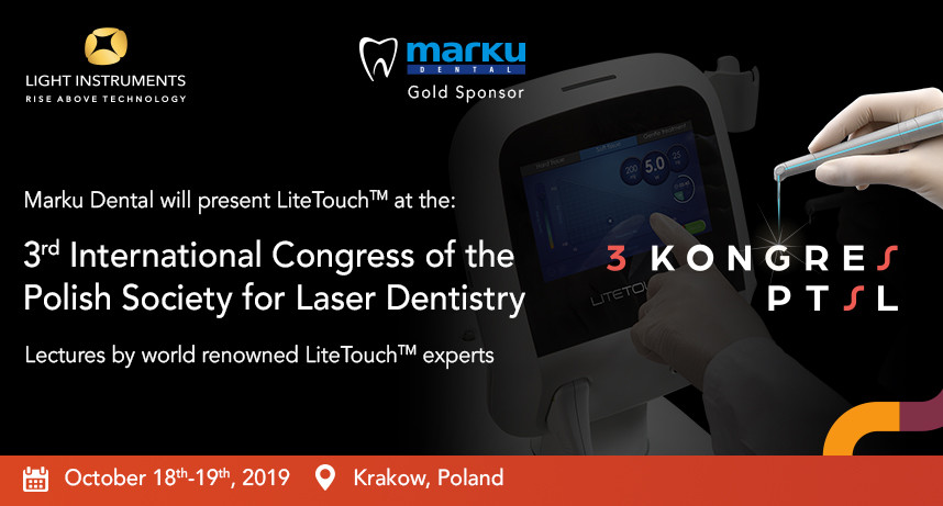 3rd International Congress of the Polish Society for Laser Dentistry (PTSL)
