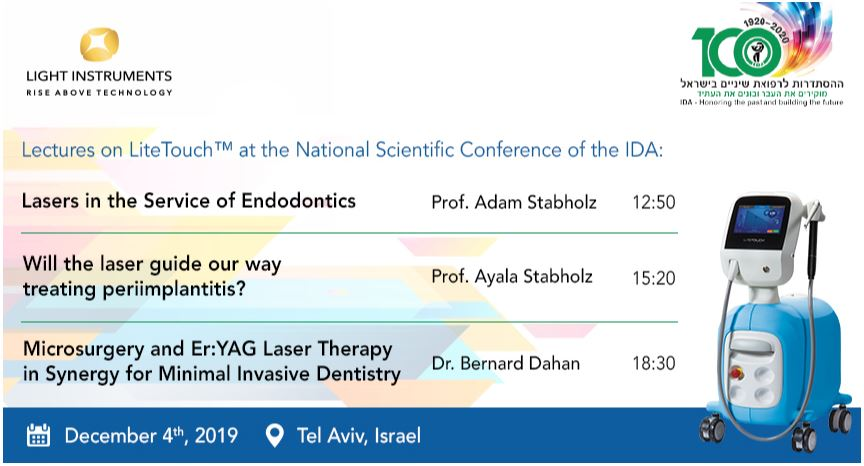 National Scientific Conference of the Israeli Dental Association (IDA)