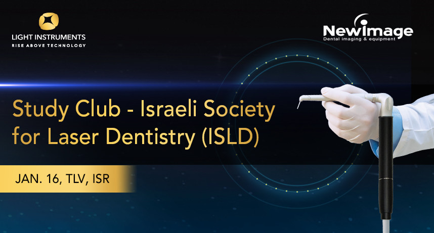 Study Club – Israeli Society for Laser Dentistry (ISLD)