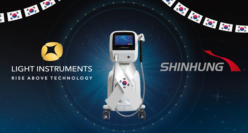 Light Instruments Ltd. signed an Exclusive Distribution Agreement with Shinhung Co. Ltd. for the distribution of LiteTouch™ Er:YAG Dental Laser in South Korea