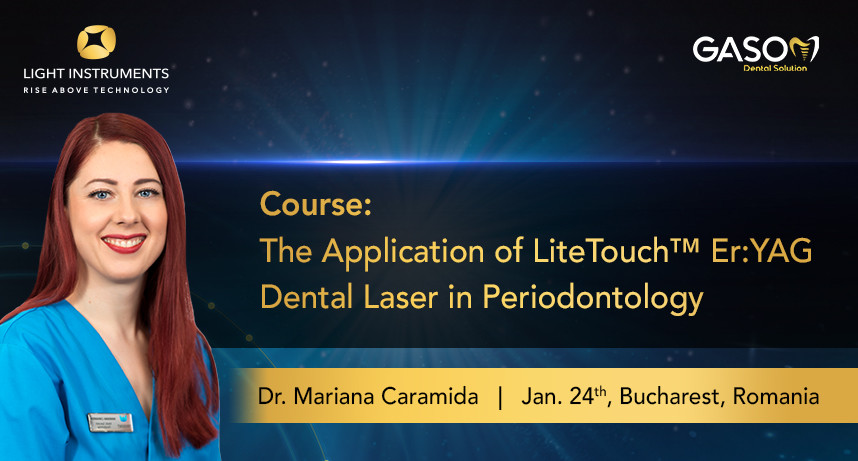 Application of the LiteTouch™ Er:YAG Dental Laser in Periodontology Course