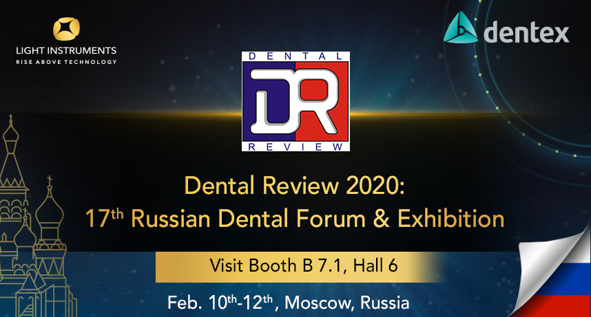 Dental Review 2020: 17th Russian Dental Forum & Exhibition