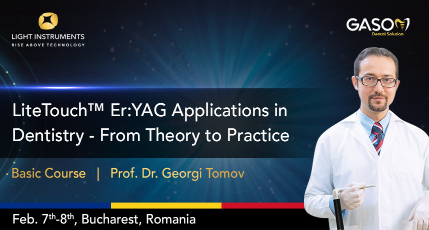 LiteTouch™ Er:YAG Applications in Dentistry – From Theory to Practice