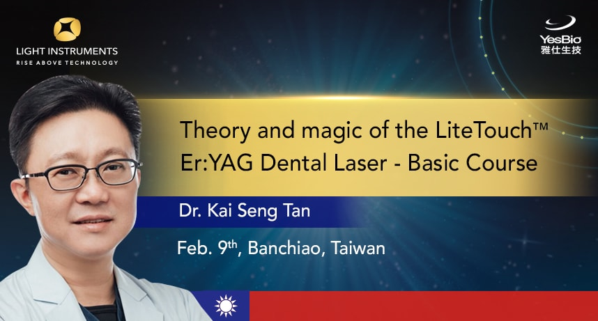 Theory and magic of the LiteTouch™ Er:YAG Dental Laser