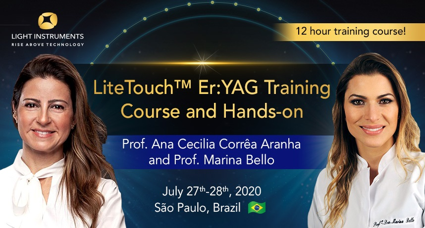 LiteTouch™ Er:YAG Laser Training course and Hands-on