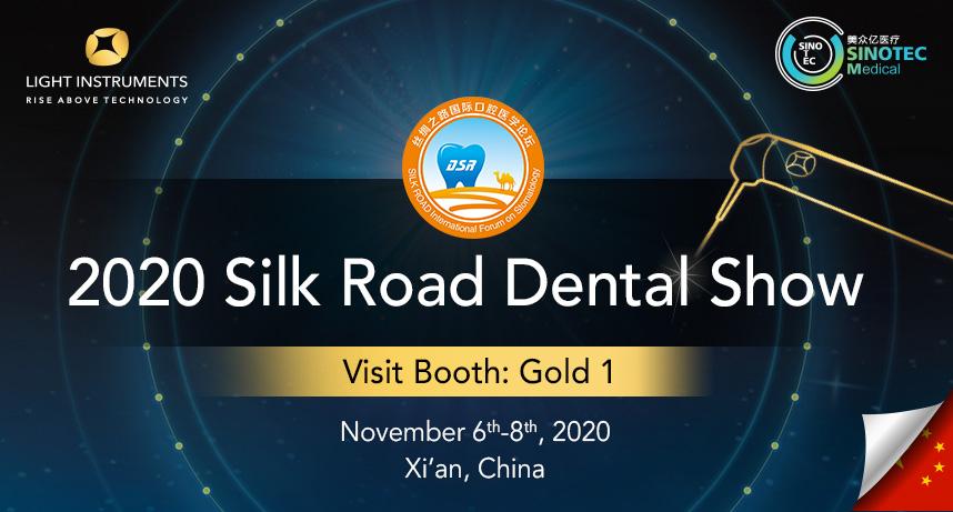 2020 Silk Road Dental Show