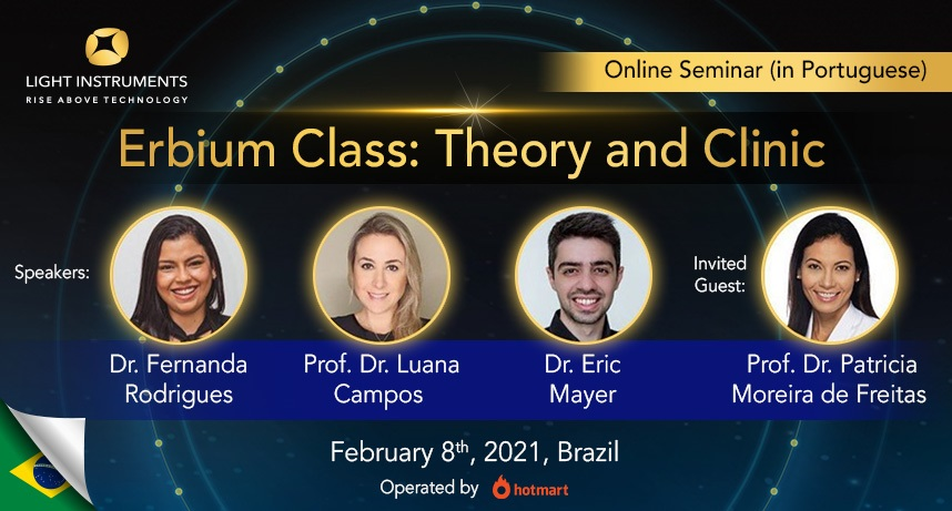 Erbium Class: Theory and Clinic – Online Seminar