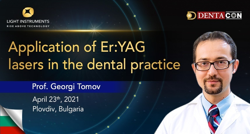 Applications of Er:YAG lasers in the dental practice