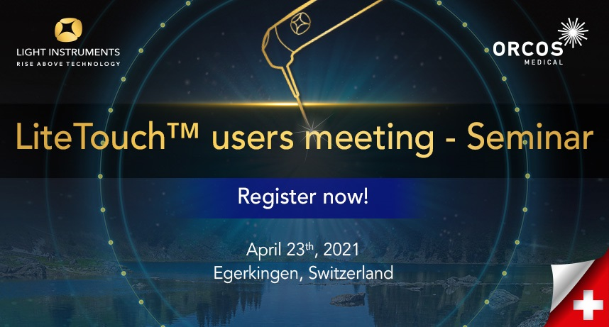 LiteTouch™ Er:YAG Laser Users Meeting